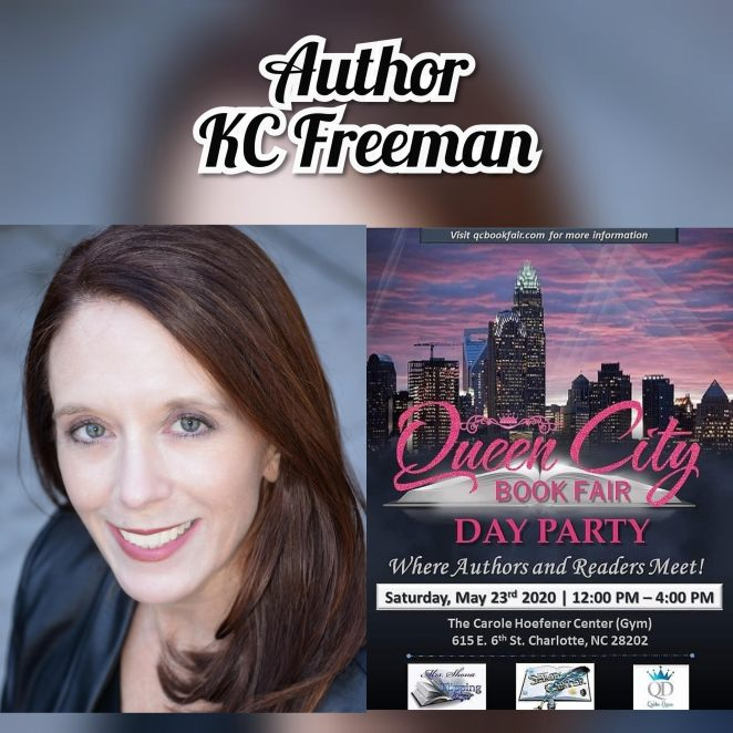 Queen City Book Fair flyer