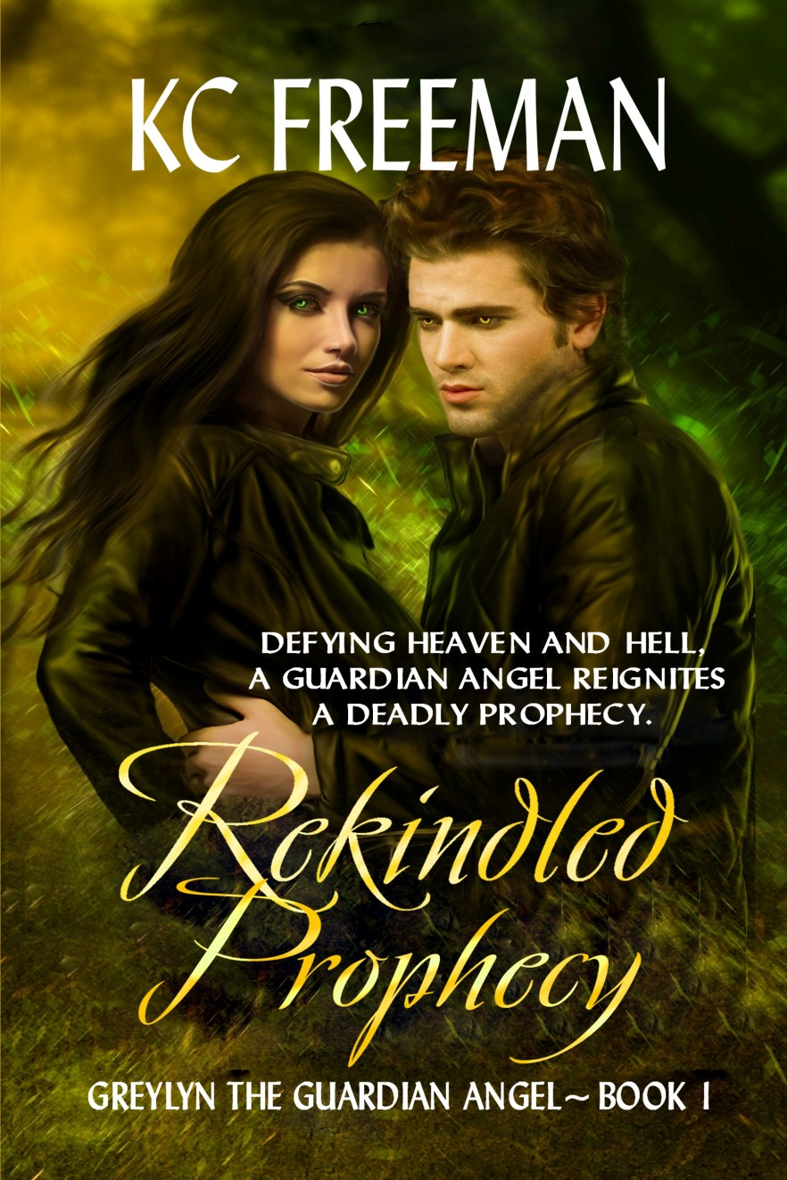 Rekindled Prophecy Front Cover