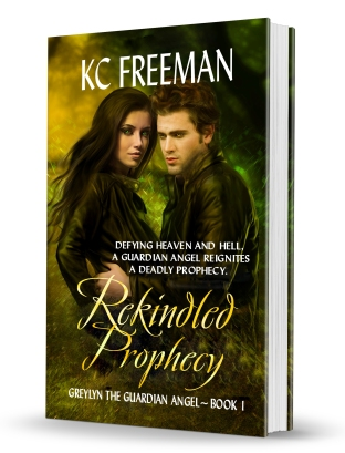 Rekindled Prophecy Hardcover 3d